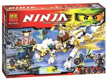 Конструктор Bela Ninja 10397 (573 дет.)
