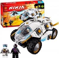 Конструктор Bela Ninja 10523 (362 дет.)