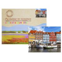 Картина по номерам «Амстердам»