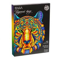 Пазл фигурный «Царский тигр»