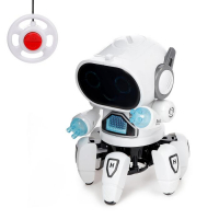Робот «Осьминожек» р/у, работает от бат.