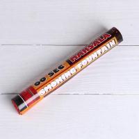 Цветной дым бордовый, заряд 1 дюйм