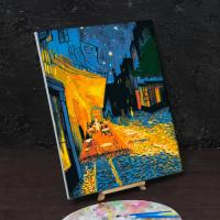 Картина по номерам «Ночная терраса кафе» Винсент ван Гог