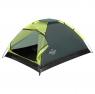 Палатка туристическая VENDE 3, 205 х 180 х 120 см, 3-местная, однослойная