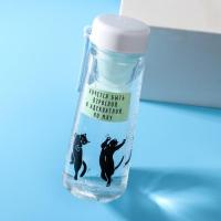 """Бутылка для воды """"Хочется быть взрослой"""", 600 мл"""