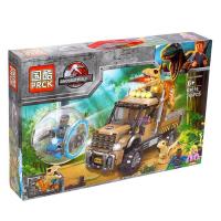 Конструктор PRCK Dinosaur World 69016 (295 дет.)
