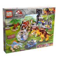 Конструктор PRCK Dinosaur World 69021 (445 дет.)