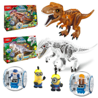 Конструктор Dinosaur World 77011