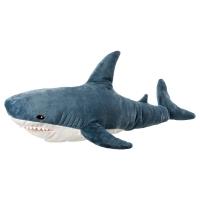 Мягкая игрушка Акула 80 см