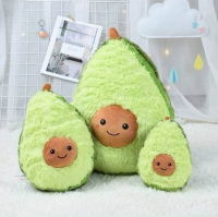 """Мягкая игрушка """"Авокадо"""" 15 см"""