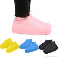 Непромокаемые защитные чехлы на обувь
