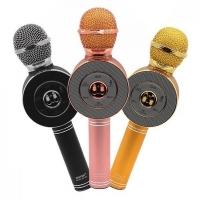 Беспроводной микрофон караоке Bluethooth WS-668