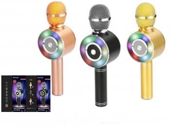 Беспроводной микрофон караоке Bluethooth WS-669