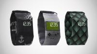 Бумажные часы Paper Wristband