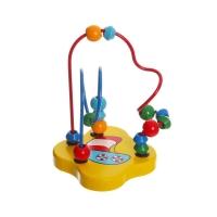 Деревянная логическая игрушка, арт. 93-41