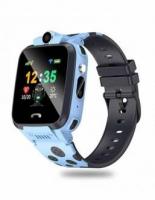 Детские часы Smart baby watch V95W (цв. голубой)