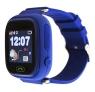Детские часы Smart baby watch Q90 с GPS (цв. синий)