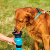 Дорожная поилка для собак Trye Touch