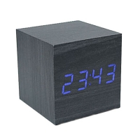 Электронные часы в деревянном корпусе VST869-5