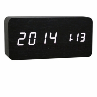 Электронные часы в деревянном корпусе VST862-5