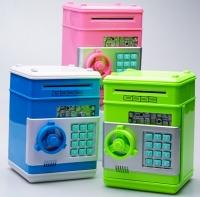 Электронный детский сейф