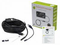 Эндоскоп для мобильного телефона USB 640*480 5 м
