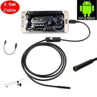 Эндоскоп для мобильного телефона USB 640*480 2 м