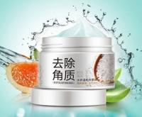 Гель-скатка для лица Bioaqua Rice Brightening & Exfoliating Gel