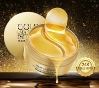 Гидрогелевые патчи под глаза с золотом images GOLD LADY SERIES