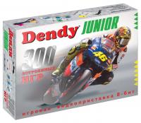 Игровая приставка Dendy Junior 300-in-1