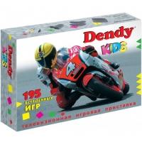 Игровая приставка Dendy Kids 195 игр