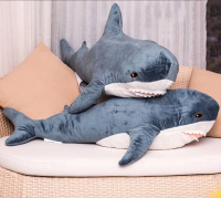 Мягкая игрушка Акула 120 см