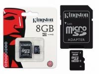 Карта памяти Kingston 8 GB