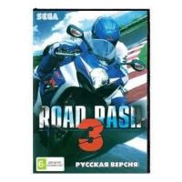 Картридж 16 Bit ROAD RASH 3