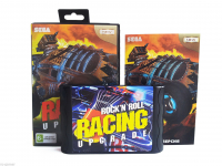 Картридж 16 bit ROCK'N ROLL RACING UPGRADE