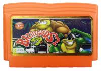 Картридж 8 bit Battle Toads 2