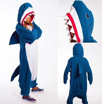 """Кигуруми """"Акула"""", рост 110"""