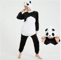"Кигуруми 3D ""Панда"", рост 120"