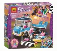 Конструктор Bela Friends 11036 (250 дет.)