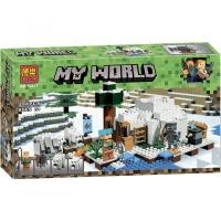 Конструктор Bela My World 10811 (284 дет.)