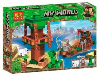 Конструктор Bela My World 11131 (161 дет.)