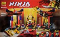 Конструктор Bela Ninja 10935 (251 дет.)