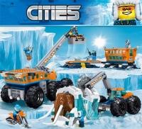 Конструктор Lele Cities 28020 (829 дет.)