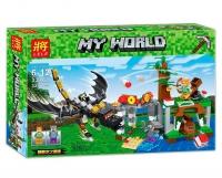 Конструктор Lele My World 33162 (323 дет.)