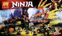 Конструктор Lele Ninja 31138 (593 дет.)