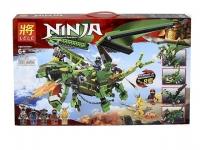 Конструктор Lele Ninja 31157 (660 дет.)