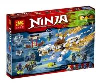 Конструктор Lele Ninja 79123 (575 дет.)