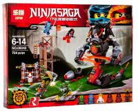 Конструктор Lepin Ninja 06042 (704 дет.)