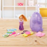 Кукла «Принцесса» (чемодан, звук, свет, аксессуары)