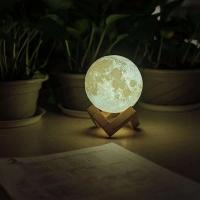 """Светильник """"Луна"""", d13 см"""
